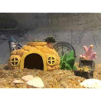 Amazon - 30% Off on Aquarium Decorations for Betta Fish Tank Accessories