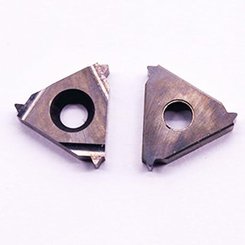 discount 10PCS 16ER 14W SMK01 Treading Milling Carbide Cutting Inserts outlet sale For CNC outlet sale Lathe Turing Tool SER Holder Boring Bar online sale
