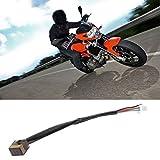 OKBY Pantalla indicadora de Marchas - Universal 6 Palanca de Cambios Motocicleta LED indicador de Marcha Digital Pantalla indicador de velocímetro