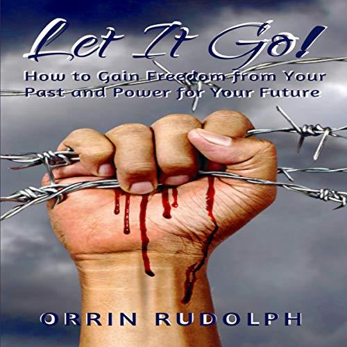 Let It Go audiobook cover art