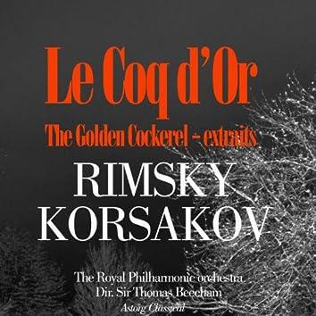 Rimsky-Korsakov : Le Coq d'or / The Golden Cockerel (Extraits)
