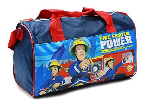 Setino Feuerwehrmann Sam Sporttasche 14.4L (Dunkelblau)