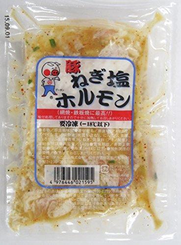ねぎ塩ホルモン 140g 10パック