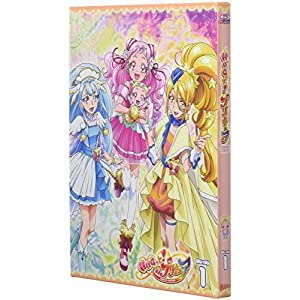 "HUGっと!プリキュア vol.1【Blu-ray】"""