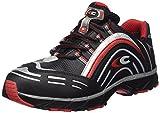 Cofra JV007-000 - Zapatos de seguridad nuevo tamaño de los zapatos de trabajo depredador trabajo s3 negro volar 47, ne