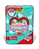 Pampers - Baby Dry Mutandino Junior Duo, 56 pannolini quattro confezioni da 14, Taglia 5 (12-18 Kg) formato parafarmacia