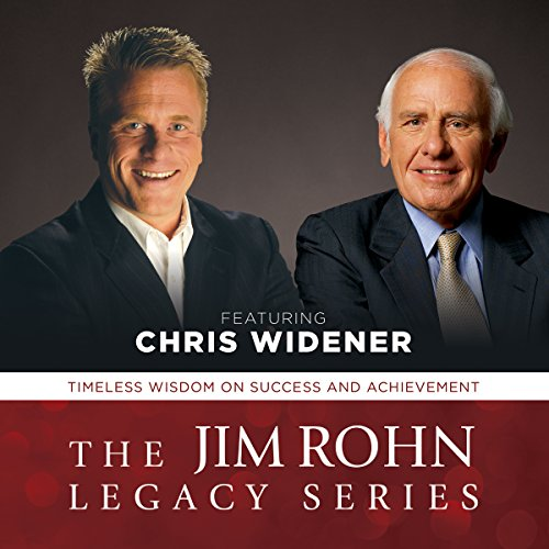 The Jim Rohn Legacy Series audiobook cover art