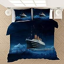 TITANIC WERCK Pillow Case Cover Recta