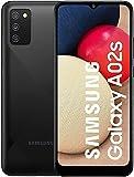 Samsung Smartphone Galaxy A02s 4G 6.5 Pollici Infinity-V HD + 3 Fotocamere Posteriori, 3GB RAM e 32GB di Memoria Interna Espandibile – Batteria 5.000 mAh e Ricarica Rapida Nero [Versione Italiana]