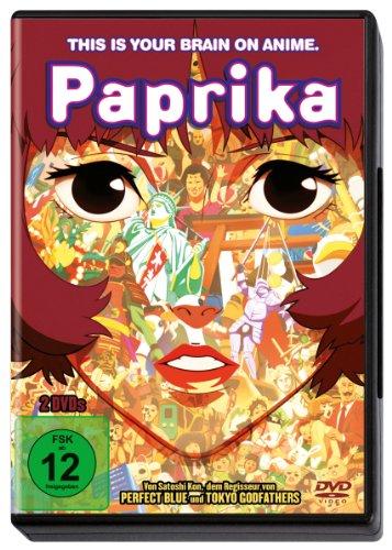 Paprika [2 DVDs]