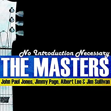 The Masters: No Introduction Necessary