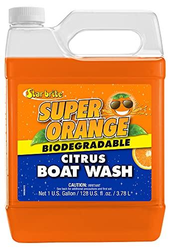 Star brite Super Orange Citrus Boat Wash