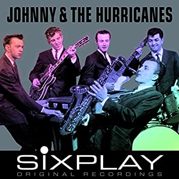 Six Play: Johnny & The Hurricanes - EP