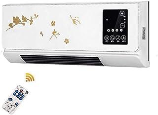 Radiador eléctrico Calentador de Pared de Calentamiento rápido, Calentador de baño de bajo Consumo, 2000W