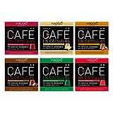 VIAGGIO ESPRESSO - 60 Cápsulas de Café Compatibles con Máquinas Nespresso - SELECCIÓN ESPECIAL