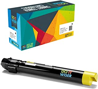 Do it Wiser Compatible Toner Cartridge Replacement for Xerox WorkCentre 7545 7845 7525 7835 7530 7535 7556 7830 7855 High Yield - 006R01514 - Yellow