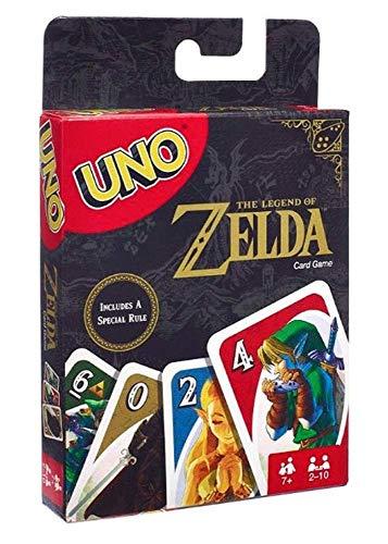 Puzzle Zelda  marca UNO