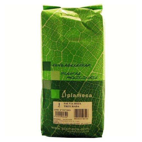 Plameca Salvia Fogli triturati 1 kg 1 chilo 200 g