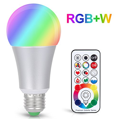 Light bulb 2 Pack (RGB+W)