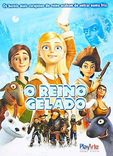O Reino Gelado Dvd