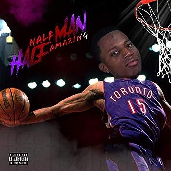 HalfMan HalfAmazing