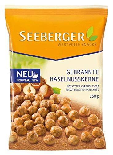 Seeberger - gebrannte Haselnusskerne - 150g