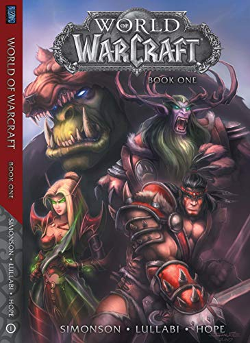 Simonson, W: World of Warcraft: Book One (Warcraft: Blizzard Legends)