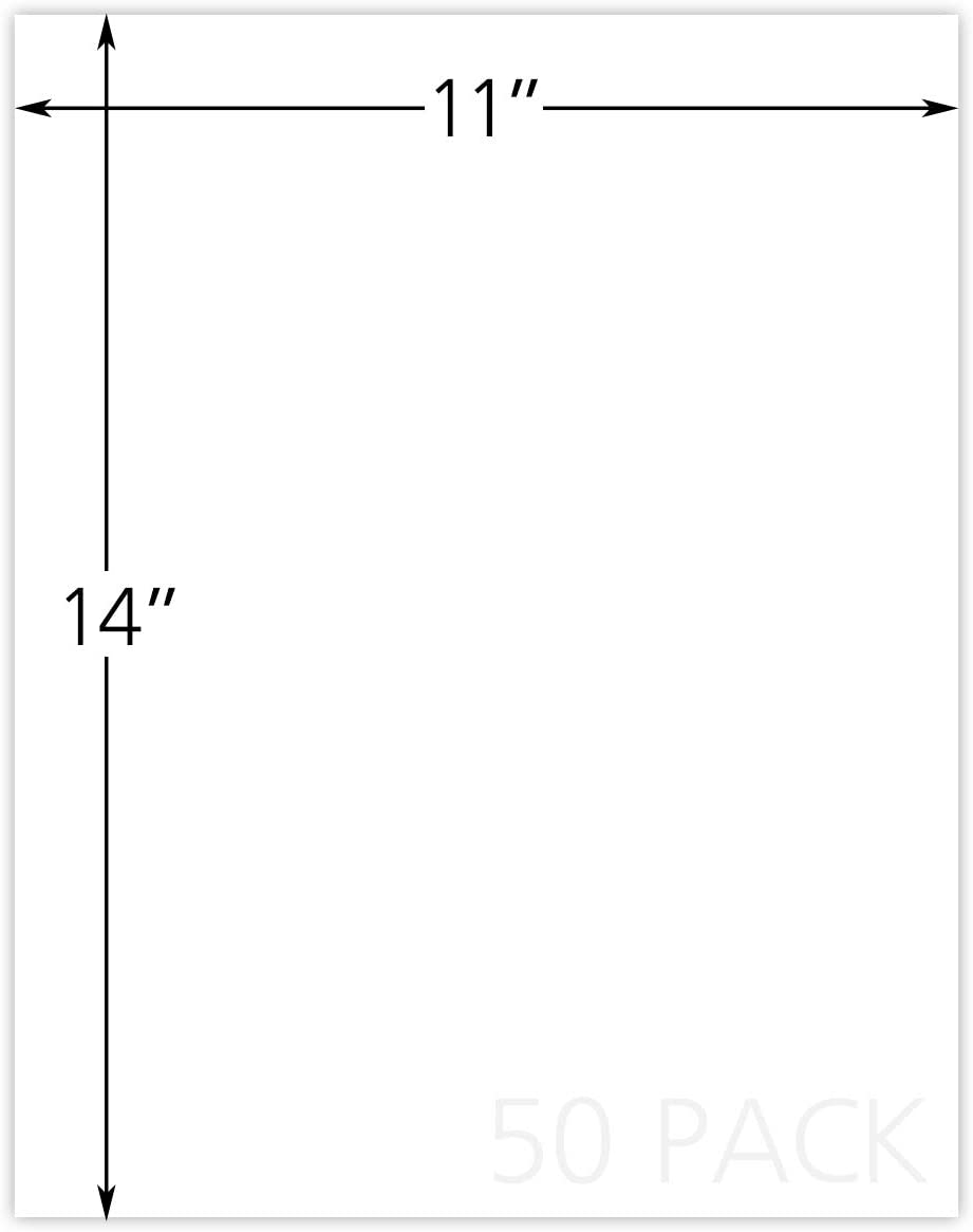 Mat Board Center 2021 Pack of Miami Mall 50 Thickne White 4-ply Backing Boards