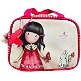Gorjuss Santoro London Time To Fly Bolsa Escolar 24cm