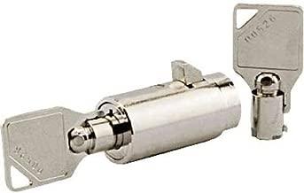 Dixie Narco T Handle 7-Pin Inner Cylinder lock for Vending machine Pop machine lock