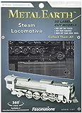 Metal Earth - Maqueta metálica Locomotora de Vapor