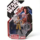 STAR WARS ANAKIN SKYWALKER CLONE WARS with TATTOOS 30th Anniversary with Coin by Hasbro