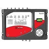 Central amplificadora programable 8 filtros y FI