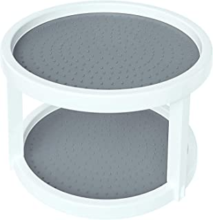Best two tier lazy susan turntable for cabinet Reviews