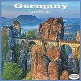 Germany Landscape Calendar 2022: 16 Month Squire Calendar 2022
