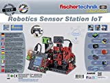 Fischertechnik- Robotics Sensor Station IoT Set (Incl. TXT Controller and Power Supply) (544937)