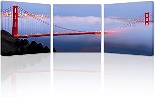 Best golden gate bridge canvas painting Reviews