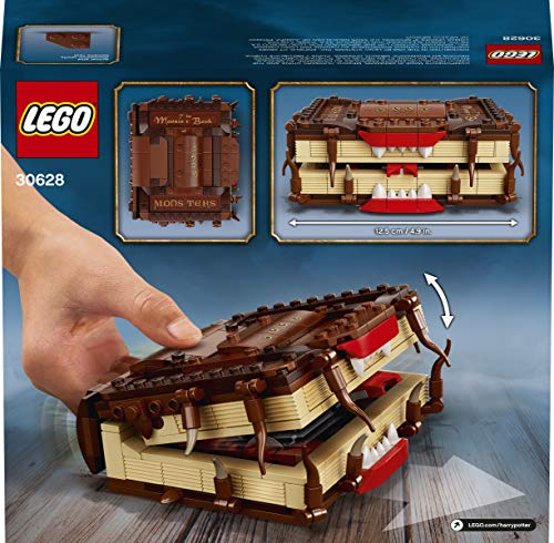 LEGO-Harry-Potter-The-Monster-Book-of-Monsters-Set-30628