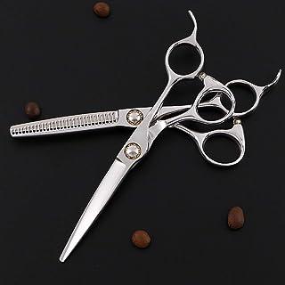 Hairdresser Scissors Set, Professional Hair Scissors and Hairdressing Thinning Scissors for Salon, Barbers Or Home Use, Li...