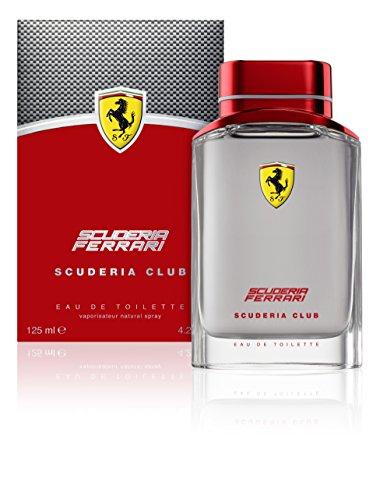 Ferrari Scuderia Club Eau de Toilette 125 ml