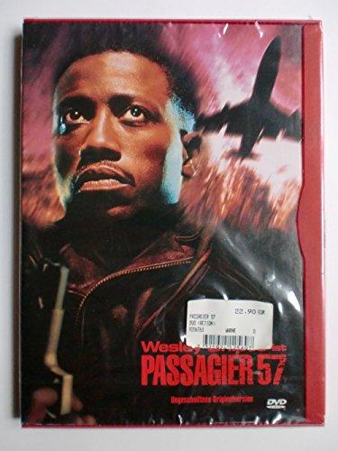 Passagier 57 - Uncut Erstauflage Snapper Case (ohne FSK Logo) - DVD
