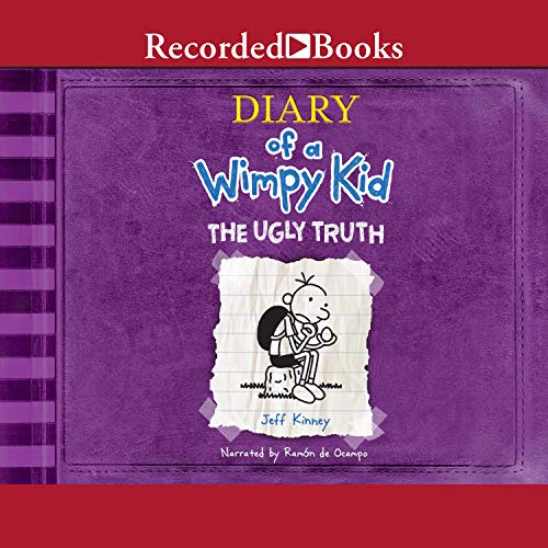 Diary of a Wimpy Kid: The Ugly Truth Audiobook By Jeff Kinney cover art