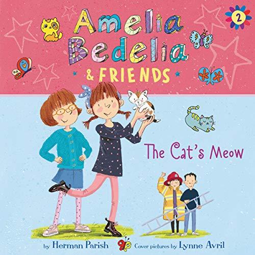 『Amelia Bedelia & Friends: The Cat's Meow』のカバーアート