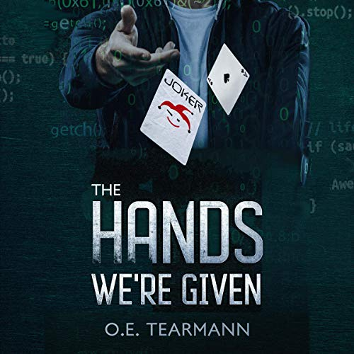 The Hands We're Given audiobook cover art