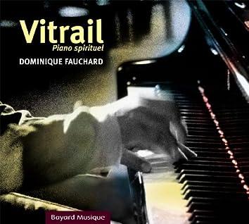 Piano Spirituel - Vitrail