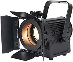 ADJ Products Encore FR20 DTW is a compact 2-inch Fresnel fixture with Dim to Warm feature and is equipped with barn doors to sharp the beam of light