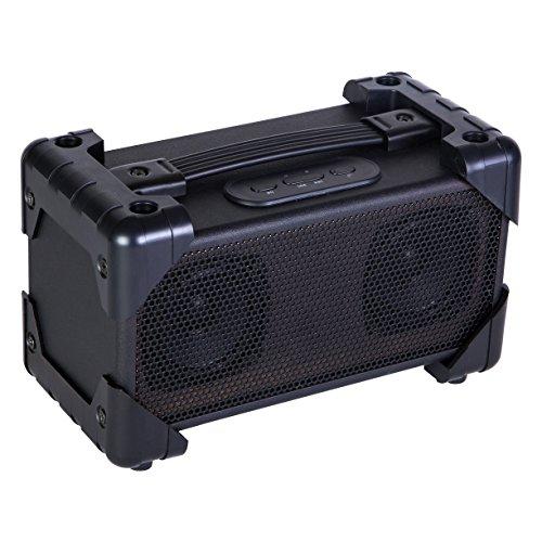 Vivitar V143BT-BLU-KM Bluetooth Retro Boom Box Speaker, Colors May Vary