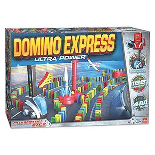 Goliath - Domino Express Ultra Power - Jeu de construction - 81009.004