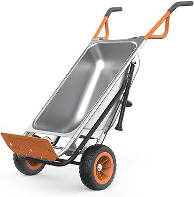 Worx WG050 Aerocart 8-in-1 Yard Cart