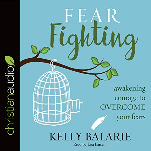 Fear Fighting audiobook cover art